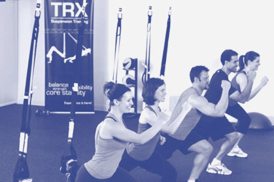 Kurs Functional – Training mit TRX Suspension TSV Peiting