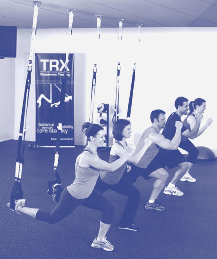 Kurs Functional – Training mit TRX Suspension TSV Peiting