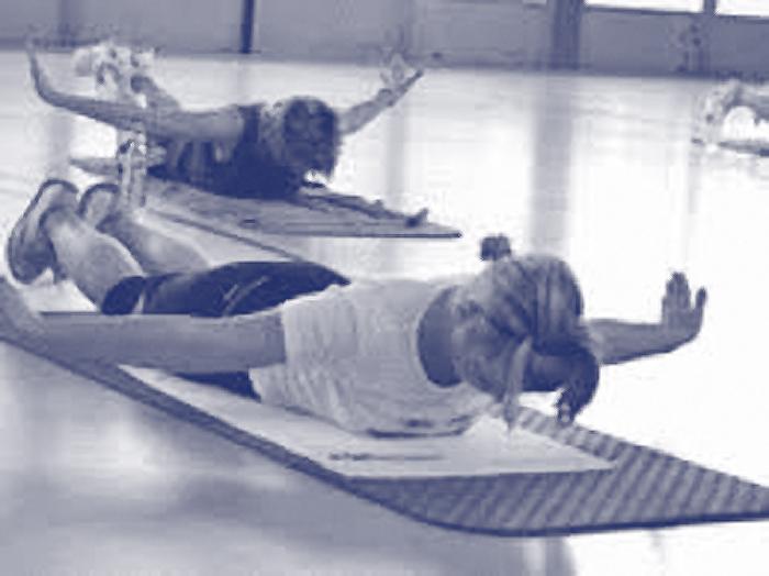 Kurs Rundum fit – starker Rücken mit Kraft- und Cardioübungen     …Online via Zoom TSV Peiting